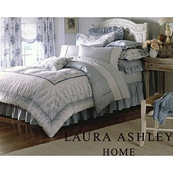 Laura Ashley Sophia 8-piece Bed in a Bag with Sheet Set