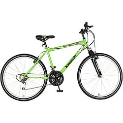 Kawasaki Men&#39;s KX26 Hardtail Bicycle