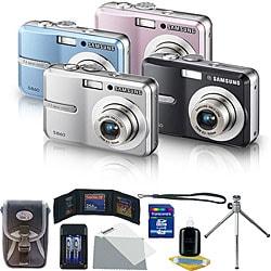 Samsung S860 8.1MP Digital Camera Deluxe Kit (Refurbished)