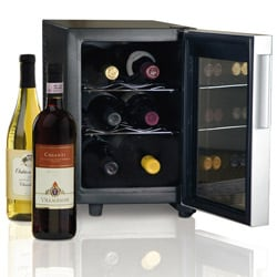6-bottle Wine Refrigerator