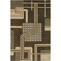 Hand-knotted Dharma Rug (7'9 x 10'6)
