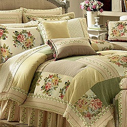 Croscill Catalina Luxury 4-piece Comforter Set