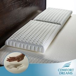 Comfort Dreams Super Soft Elite Feel Queen-size Memory Foam Pillows (Set of 2)