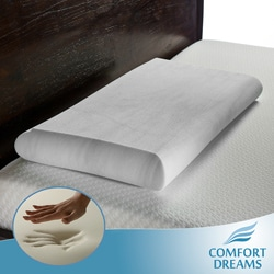 Comfort Dreams Crowned Classic EnviroGreen King-size Memory Foam Pillow