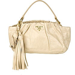 Prada 'Dressy New Look' Small Calfskin Handbag