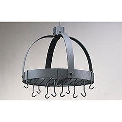 Graphite Pot Rack