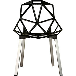 Williamina Aluminum Chair
