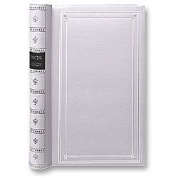 Pioneer 200-pocket 4x6 Photo Album with Bonus CD (Pack of 2)