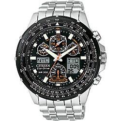 Citizen Eco-drive Skyhawk A-T Men's Steel Watch