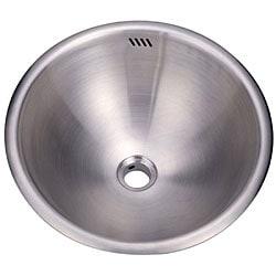 Stainless Steel Undermount Basin Sink