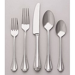Ginkgo Royal Chippendale 20-piece Flatware Set