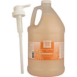 Aromaland 1-gallon Jasmine/ Clementine Shower Gel