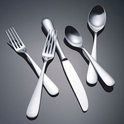 Yamazaki Median 45-piece Flatware Set