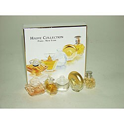 Designer 5-piece Women's Mini Fragrance Set