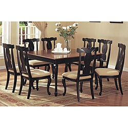 rinaldi 9 piece dining room set 11912592 shopping
