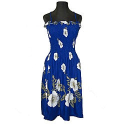 Las Hawaiian Dresses and Shirts Womens Tropical Clothing