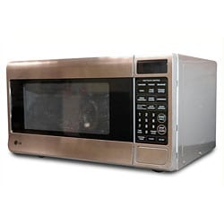 LG 1.1-cubic-foot Stainless Steel Microwave (Refurbished)
