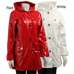 Cute Women's Packable Raincoat, Trench or Jacket: Pack Light for