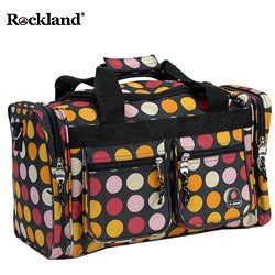Rockland Bel-Air Multi Dot 19-inch Carry-On Tote / Duffel Bag