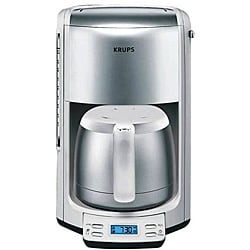Krups FMF5-11 10-Cup Thermal Coffee Maker