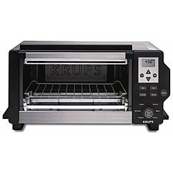 Krups FBC213 Digital Convection Toaster Oven