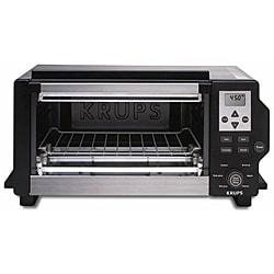 Krups FBC213 Digital Convection Toaster Oven