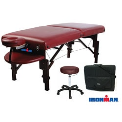 Ironman Keystone Massage Table Package