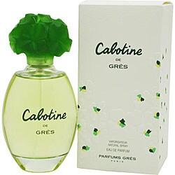 Parfums Gres Cabotine Women's 3.4 oz EDP Spray