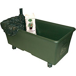 Earth Box Dark Green Garden Kit