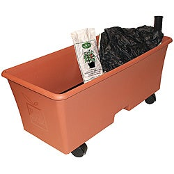 EarthBox Terracotta Garden Kit