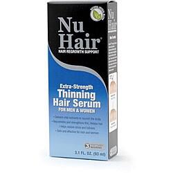 Natrol 3-ounce Nu Hair Thinning Hair Serum (Pack of 2)