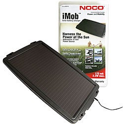 Noco 175mA 2.2-watt iMob Solar Battery Charger