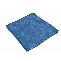 Caprice Periwinkle Damask Napkins (Set of 12)