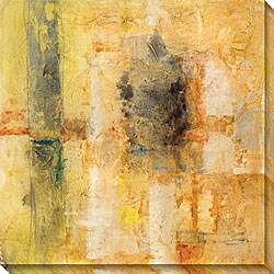 Bellows 'Mysterious Ways II' Canvas Art