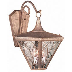 Atwood 3-light Wall Lantern