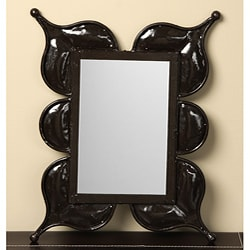 Iron Rectangular Mirror (Morocco)