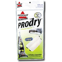 Bissell 38H5 ProDry Roller Replacement 2 Pack