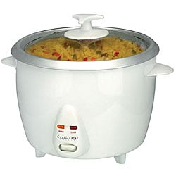 Continental 3 Cup Food Processor with Stainless Steel Blades
