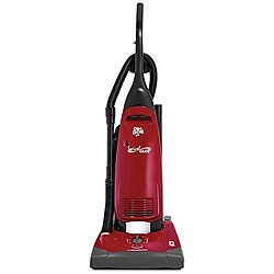 Dirt Devil 12 Amp Upright Red Swivel Glide Vacuum