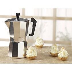 Primula Aluminum Stovetop Espresso/ Coffee Maker
