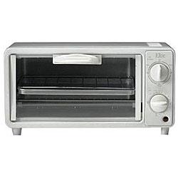 Elite Cuisine Two-slice Toaster Oven