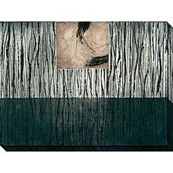 Caroline Ashton 'Nest Series IV' Gallery-wrapped Art