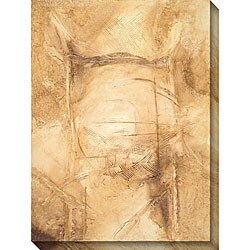 Caroline Ashton 'Recall II' Gallery-wrapped Art
