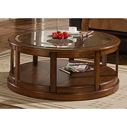 Glass Top Round Coffee Table 11956713 Shopping Great Deals On Dimensions