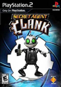 PS2 - Secret Agent Clank