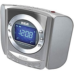 rca rp5640 cd mp3 and am fm clock radio 11961083 shopping. Black Bedroom Furniture Sets. Home Design Ideas
