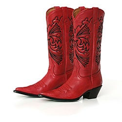 Red Cowboy Boots For Women | Red Cowboy Boots For Women