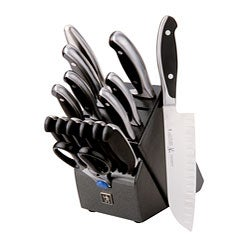 J.A. Henckels 16-piece Forged Synergy Knife Set