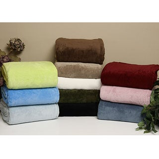 Micro-plush Fleece Blanket