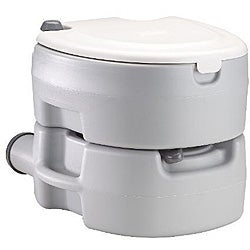 Coleman Large Camping Flush Toilet